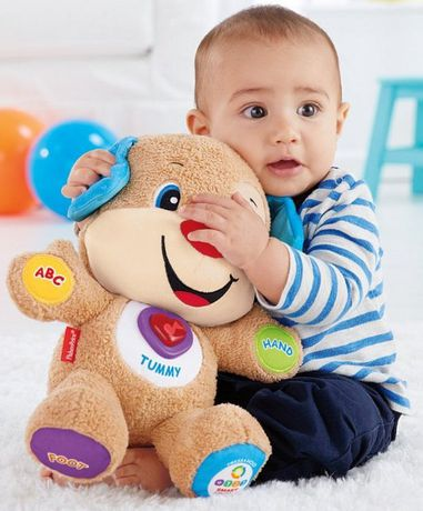 Laugh & Learn Fisher-Price Laugh And Learn Smart Stages Puppy - English Edition - image 7 of 9