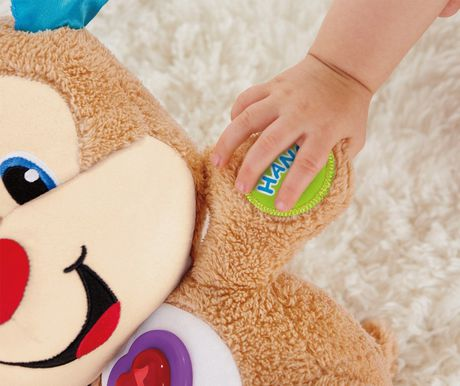 Laugh & Learn Fisher-Price Laugh And Learn Smart Stages Puppy - English Edition - image 8 of 9