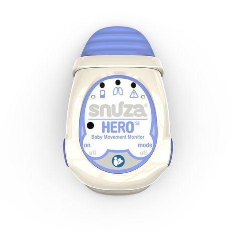 Snuza Hero SE -  Wearable abdominal movement monitor - image 1 of 8
