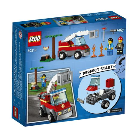 LEGO City Barbecue Burn Out 60212 Building Kit (64 Piece) - image 5 of 5