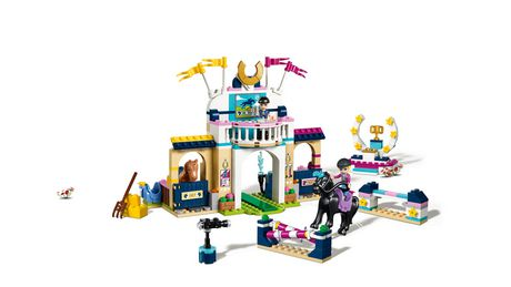 LEGO Friends Stephanie's Horse Jumping 41567 Building Kit - image 4 of 5