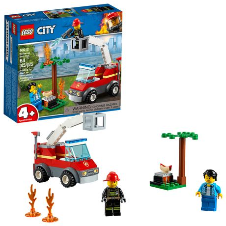 LEGO City Barbecue Burn Out 60212 Building Kit (64 Piece) - image 1 of 5