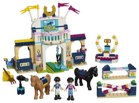LEGO Friends Stephanie's Horse Jumping 41567 Building Kit - image 3 of 5