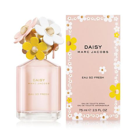Marc Jacobs Daisy Eau So Freshladies - Edt Spray 75 ml