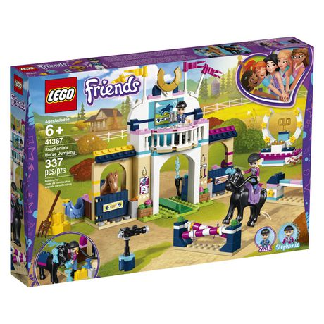 LEGO Friends Stephanie's Horse Jumping 41567 Building Kit - image 2 of 5