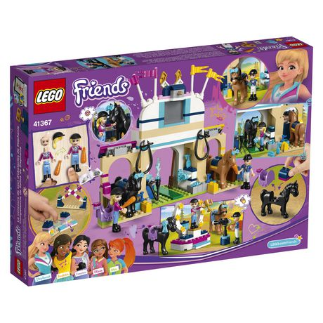 LEGO Friends Stephanie's Horse Jumping 41567 Building Kit - image 5 of 5