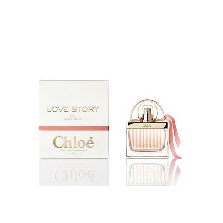 Chloe Love Story Eau Sensuelle 50ml Eau De Parfum Spray Walmart Canada