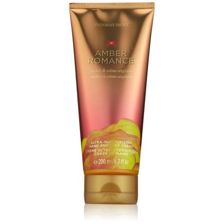 5c0b8d2236 Victoria s Secret Amber Romance Body Cream - image 1 ...