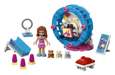LEGO Friends Olivia's Hamster Playground 41383 Building Kit (81 Piece) - image 2 of 5
