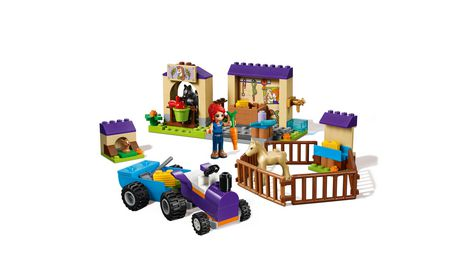 LEGO Friends 4+ Mia's Foal Stable 41361 Building Kit (118 Piece) - image 3 of 5