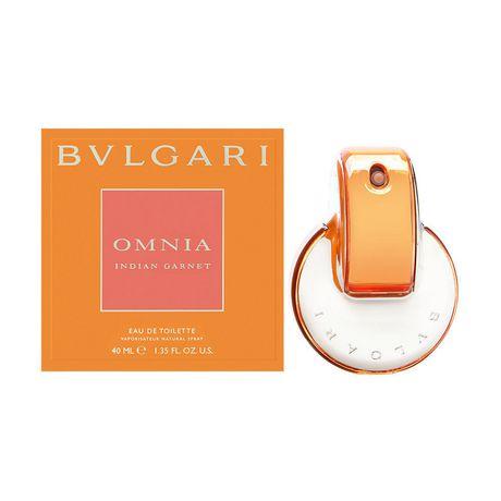 Bvlgari Omnia Indian Garnet 40ml Eau De Toilette Spray Walmart Canada
