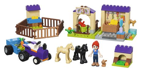 LEGO Friends 4+ Mia's Foal Stable 41361 Building Kit (118 Piece) - image 2 of 5