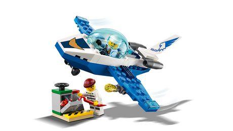 LEGO City Sky Police Jet Patrol 60206 Building Kit (54 Piece) - image 4 of 5