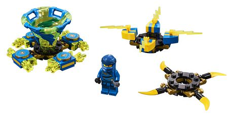 LEGO Ninjago Spinjitzu Jay 70660 - image 3 de 5