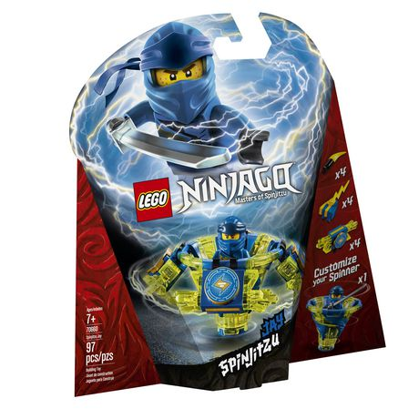 LEGO Ninjago Spinjitzu Jay 70660 - image 2 de 5