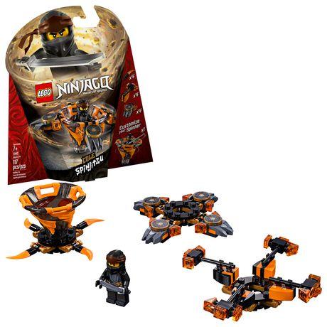 LEGO Ninjago Spinjitzu Cole 70662 - image 1 de 5
