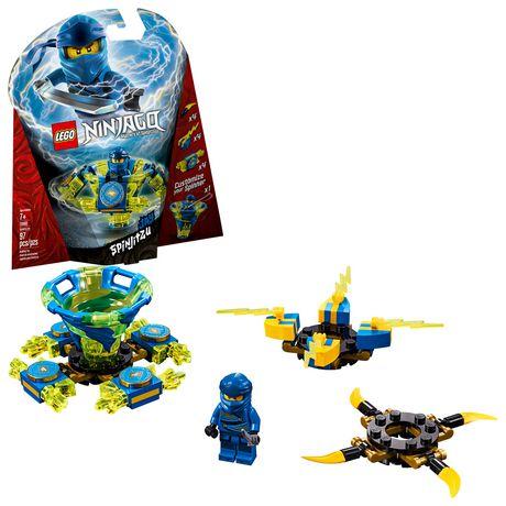 LEGO Ninjago Spinjitzu Jay 70660 - image 1 de 5