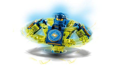 LEGO Ninjago Spinjitzu Jay 70660 - image 4 de 5