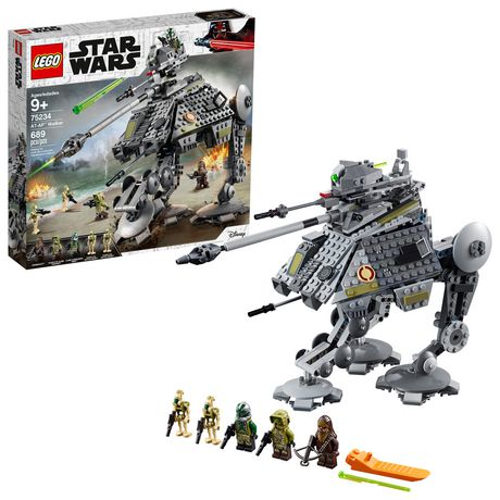 Lego Star Wars Revenge Of The Sith At Ap Walker 75234 Toy Building Kit 689 Pieces Walmart Canada