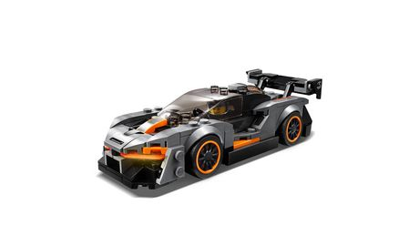 LEGO 75892 SPEED CHAMPIONS New McLaren Senna On Hand