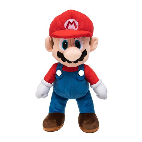 """Super Mario """"The Real Thing"""" Cuddle Pillow - image 1 of 1"""