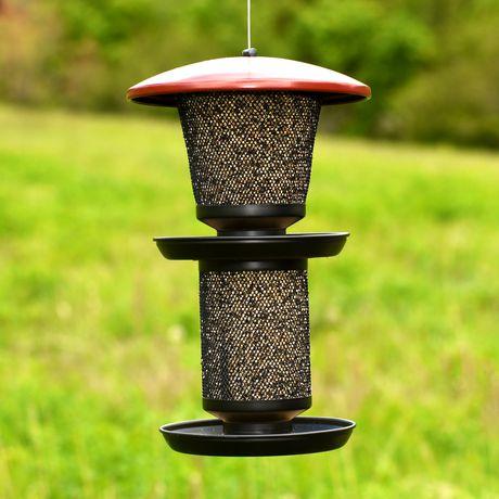 Perky-Pet Multi-Seed Wild Bird Feeder
