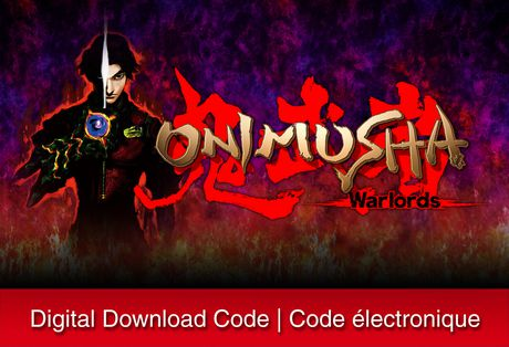 Switch Onimusha: Warlords [Download] - image 1 of 1