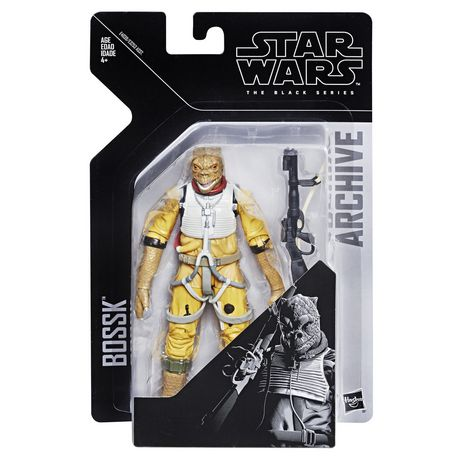 Star Wars The Black Series Archive Bossk Figure - image 1 of 2