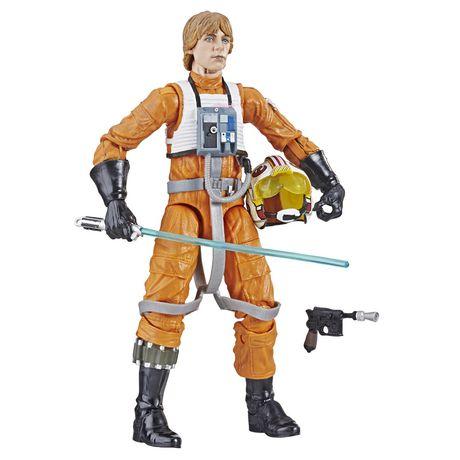 Star Wars The Black Series Archive Luke Skywalker Figure - image 2 of 2