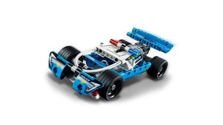 LEGO Technic La voiture de poursuite de la police 42091 - image 4 de 5