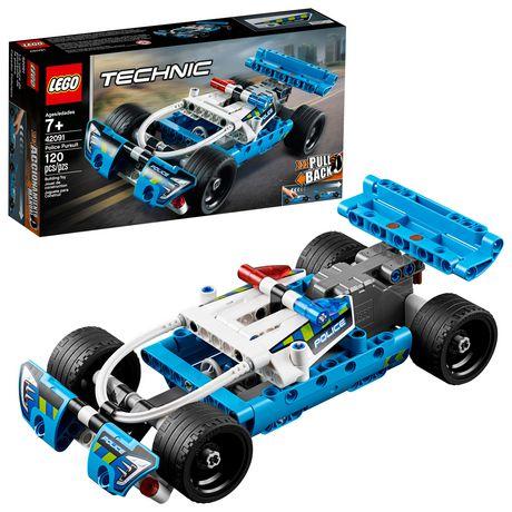 LEGO Technic La voiture de poursuite de la police 42091 - image 1 de 5