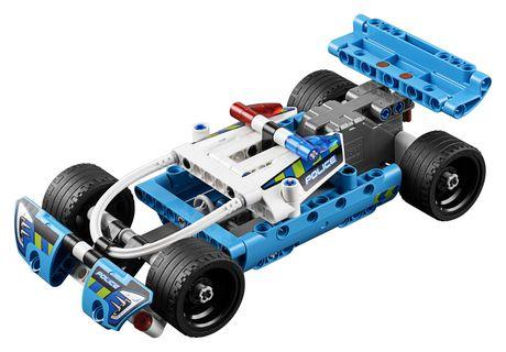 LEGO Technic La voiture de poursuite de la police 42091 - image 3 de 5