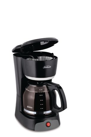 Sunbeam 12 Cup Black Switch Coffee Maker - image 3 of 3