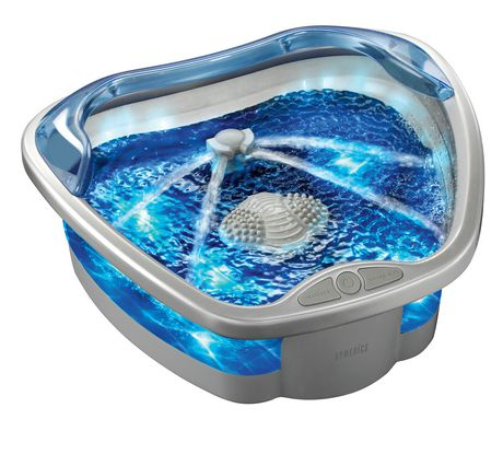Homedics Hydro Therapy Foot Massager With Jet Action And