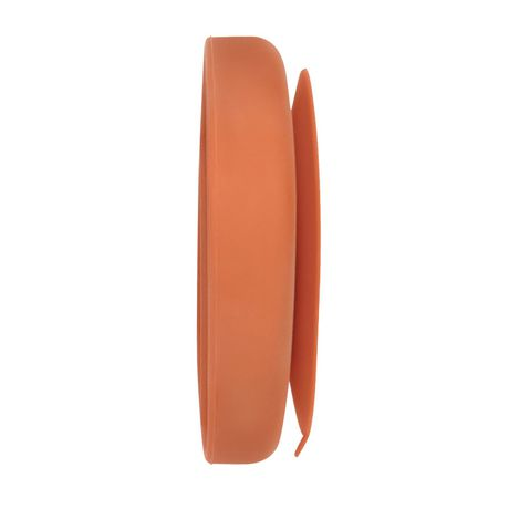 Bumkins - Silicone Grip Dish - Football - image 4 of 8
