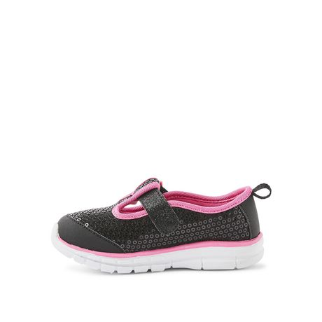 George Toddler Girls' Polka Dot Sneakers - image 3 of 4
