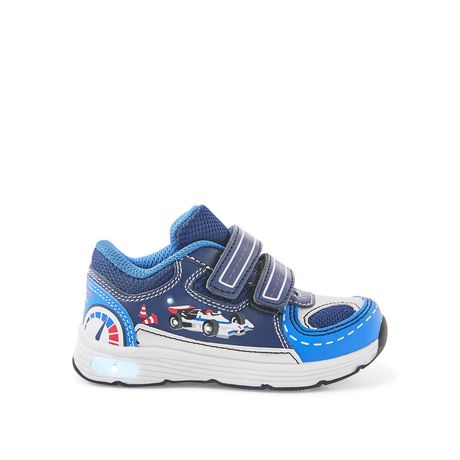Athletic Works Toddler Girls' Light Sneakers - image 5 of 5