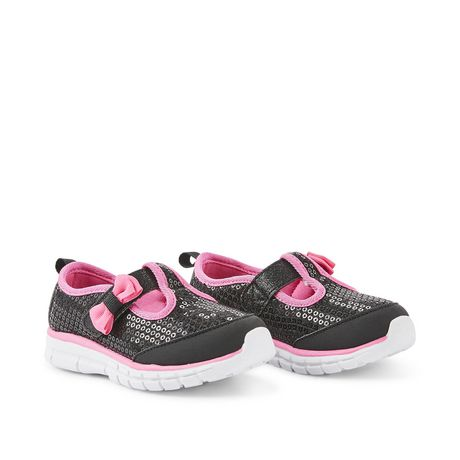 George Toddler Girls' Polka Dot Sneakers - image 2 of 4