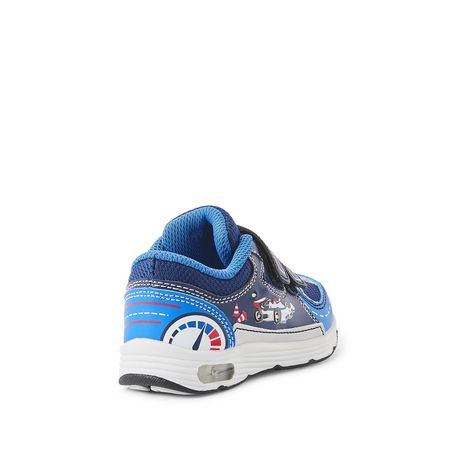 Athletic Works Toddler Girls' Light Sneakers - image 4 of 5