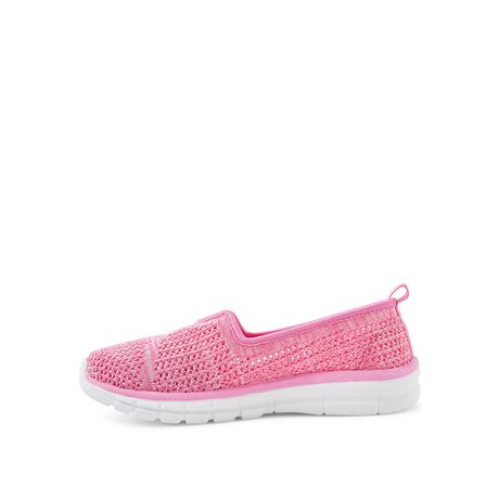 Athletic Works Girls' Stroll Shoes - image 3 of 4