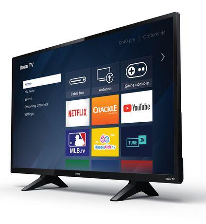 "Sanyo 32"" 720p Roku Smart TV (FW32R18FC) - image 4 of 7"