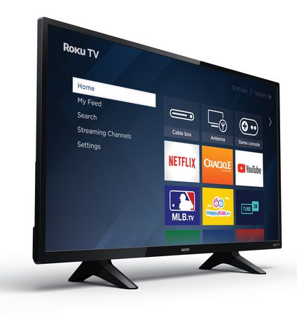 "Sanyo 32"" 720p Roku Smart TV (FW32R18FC) - image 5 of 7"