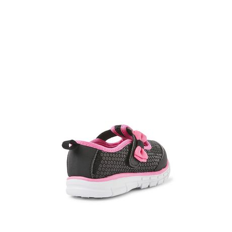 George Toddler Girls' Polka Dot Sneakers - image 4 of 4