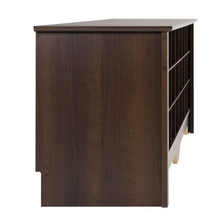 "Prepac 60"" Shoe Cubby Bench, Multiple Finishes - image 6 of 9"