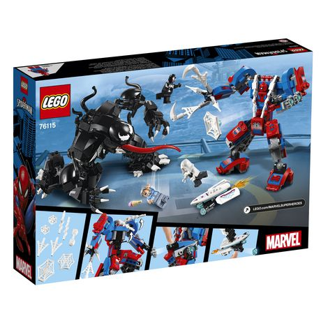 LEGO Super Heroes™ Spiderman minifig from set 76115-2018 new