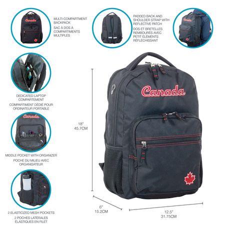 Canada Multi Purpose Backpack - image 2 of 6
