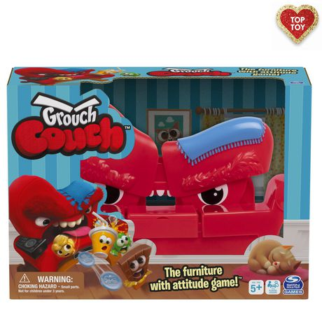 Grouch Couch, Furniture with Attitude Game - image 1 of 8