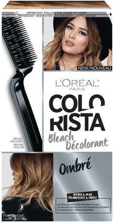 L Oreal Paris Colorista Bleach Ombre Walmart Canada