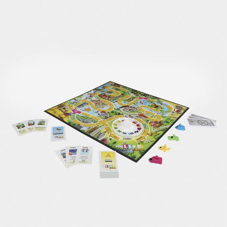 The Game of Life Junior Board Gam - image 2 of 5