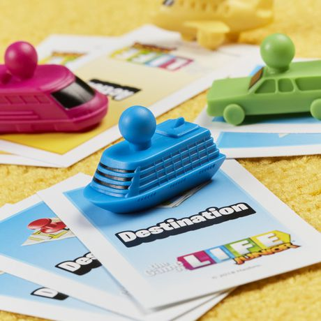 The Game of Life Junior Board Gam - image 4 of 5